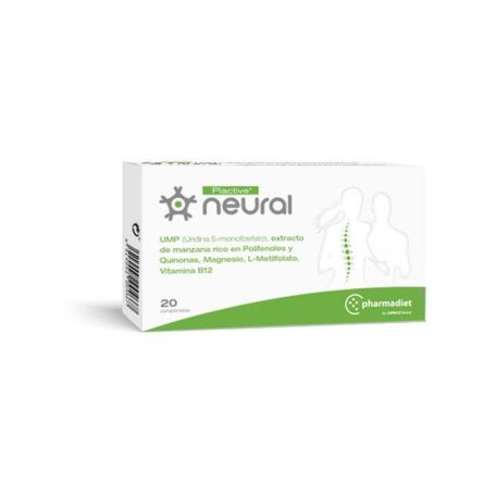 Plactive Neural 20 comprimidos