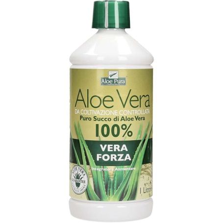 Optima Zumo de Aloe Vera Orgánico 1000ml