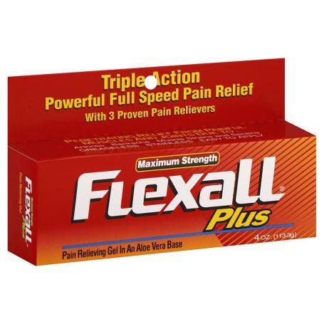 Flexall Plus Gel Músculos y Articulaciones 113gr