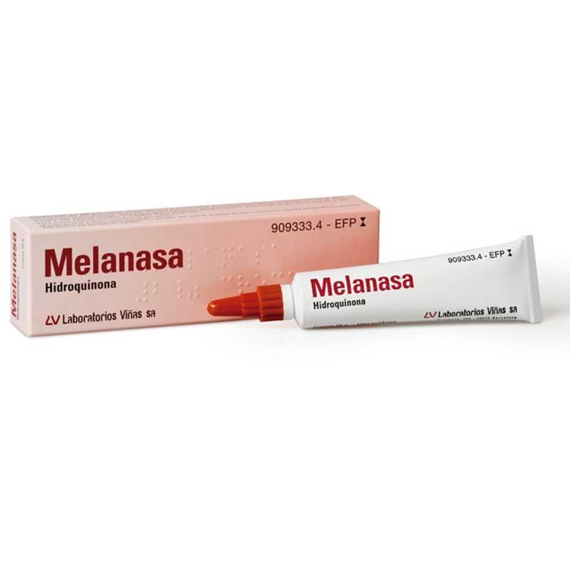 Melanasa 20mg/g crema despigmentante 15gr