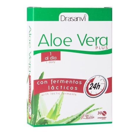 Drasanvi Aloe Vera Plus 30 comprimidos