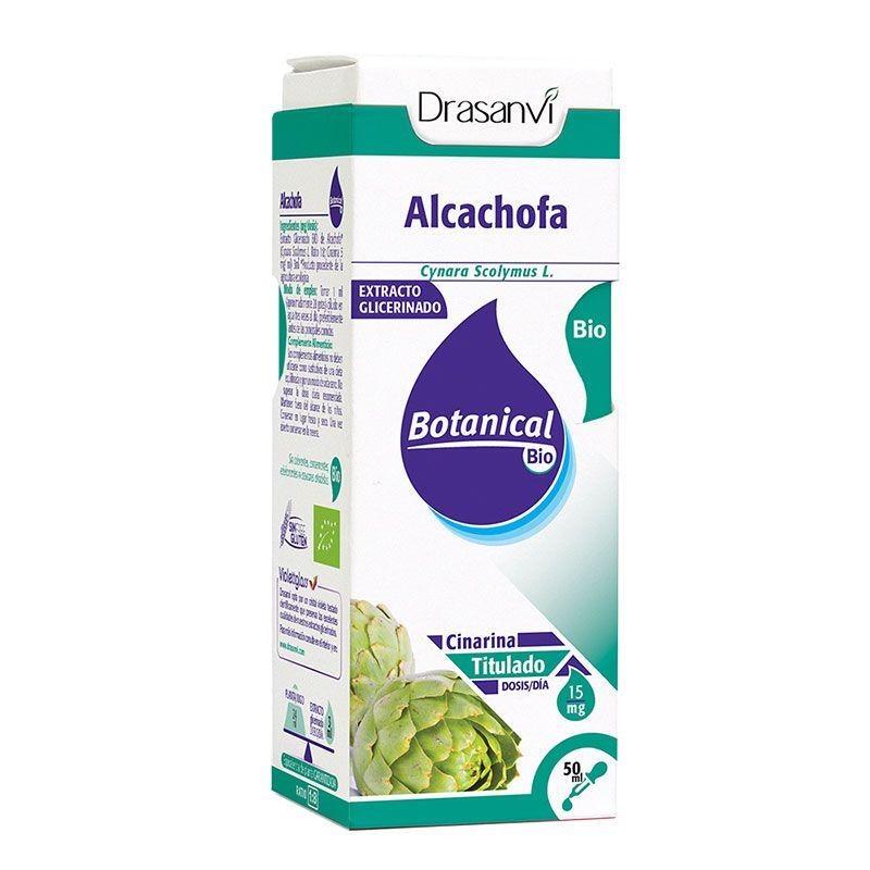 Drasanvi Extracto de Alcachofa BIO 50ml