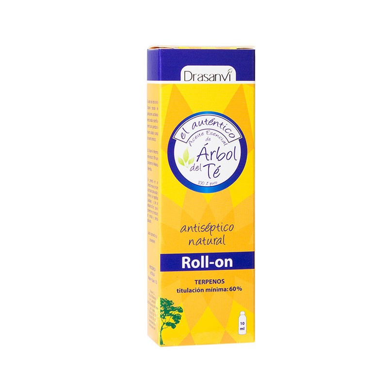 Drasanvi Aceite Esencial de Árbol de Té Roll-on 10ml