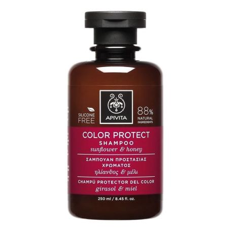 Apivita Color Protect Champú Protector Color 250ml