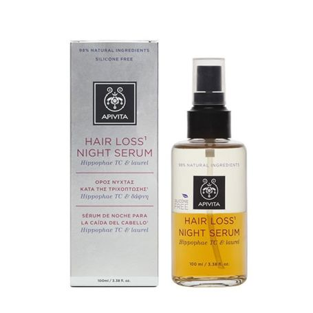 Apivita Hair Loss Night Sérum Anticaída 100ml