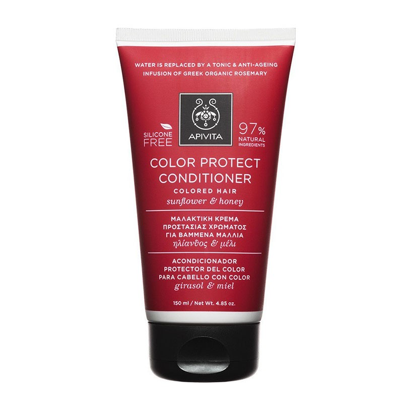 Apivita Acondicionador Color Protect Cabello con Color 150ml