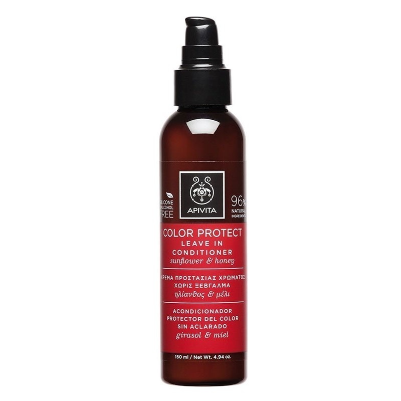 Apivita Color Protect Acondicionador Protector del Color sin Aclarado 150ml