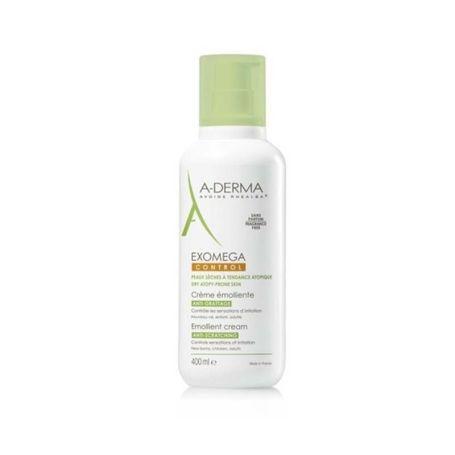 A-Derma Exomega Control Crema Emoliente Pieles Secas 400ml