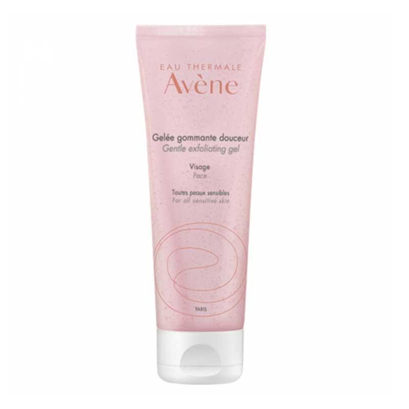 Avène Gel Exfoliante Facial Suave 75ml