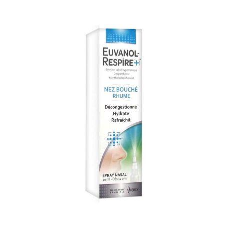 Euvanol Respire Spray Congestión Nasal 20ml