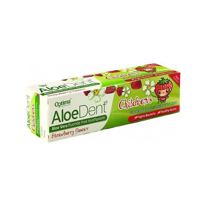 AloeDent Dentífrico Infantil Aloe Vera 50ml