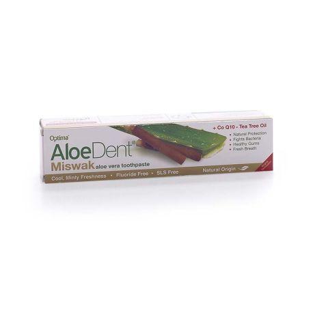 AloeDent Dentífrico Miswak y Aloe Vera 100ml