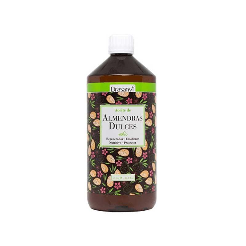 Drasanvi Aceite de Almendras Dulces 1000ml