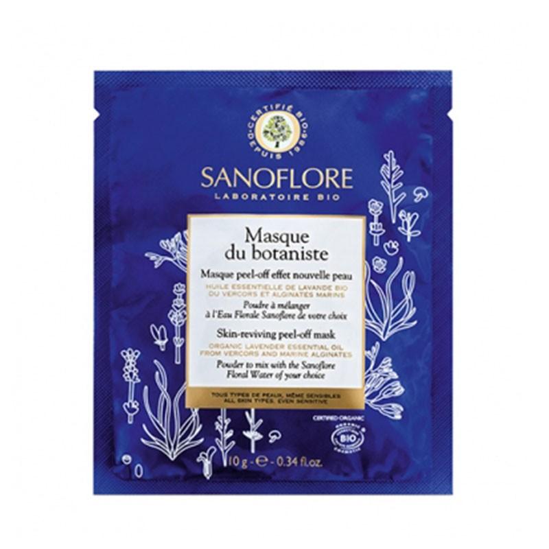 Sanoflore Masque du Botaniste Peel-Off