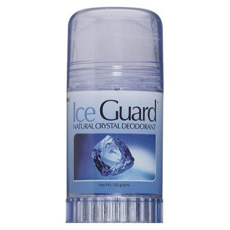 Ice Guard Natural Crystal Desodorante Alumbre Natural 120gr