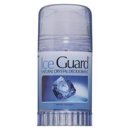 Ice Guard Natural Crystal Desodorante Alumbre Natural 120gr