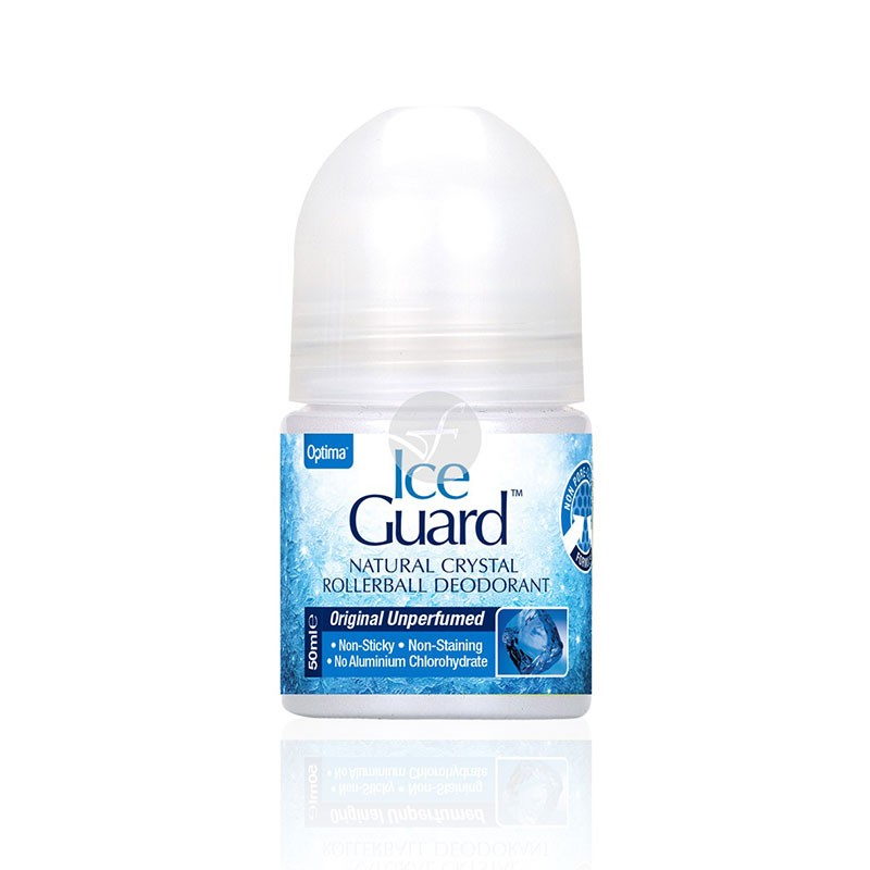 Optima Ice Guard Desodorante Roll-on Sin Perfume 50ml