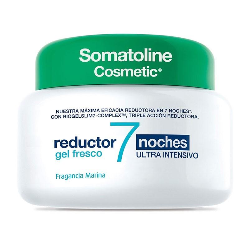 Somatoline Reductor Gel Fresco 7 Noches Ultra Intensivo 400ml
