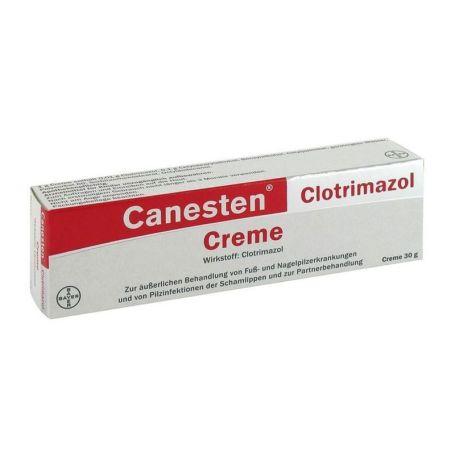 Clotrimazol Canesmed 10mg/g Crema 30gr
