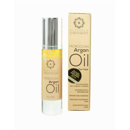 Alassala Moroccan Argan Aceite Capilar 15ml
