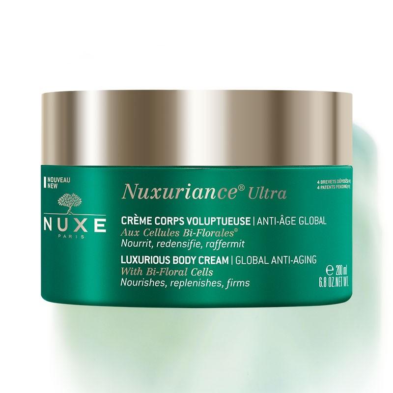 Nuxe Nuxuriance Ultra Crema Corporal Voluptuosa Antiedad Global 200ml