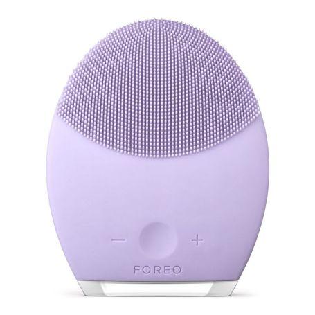 Foreo Luna 2 Limpiador Facial Piel Sensible Violeta