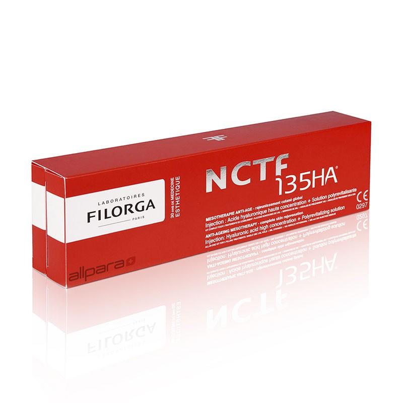Filorga NCTF 135HA Inyecciones de Acido Hialurónico 5udx3ml