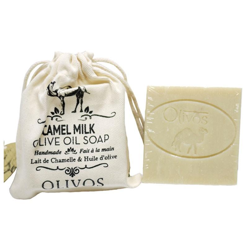 Olivos Jabón Natural de Leche de Camella y Aceite de Oliva 150gr
