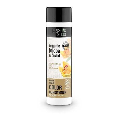 Organic Shop Bálsamo Resplandor Color 280ml