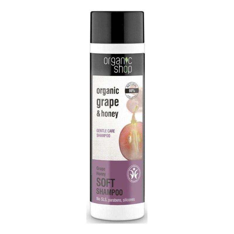 Organic Shop Champú Suave Uva y Miel 280ml