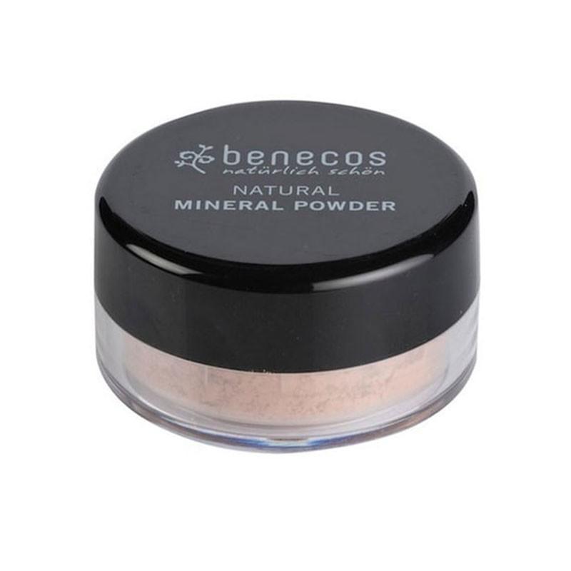 Benecos Natural Mineral Powder Translúcidos
