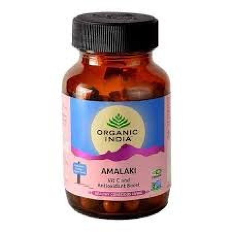 Organic India Amalaki 90 cápsulas