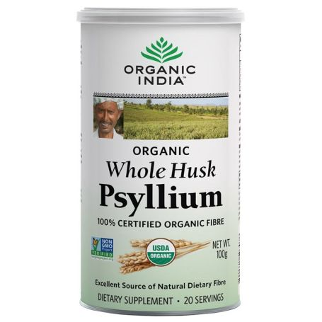 Organic India Psyllium Salud Digestiva 340gr