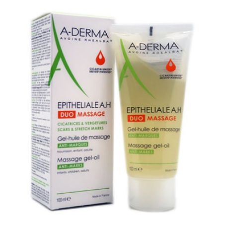 A-Derma Epitheliale A.H Duo Masaje Cicatrices y Estrías 100ml