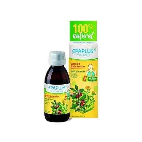 Epaplus Immuncare Jarabe Bálsamico Miel y Acerola 150ml