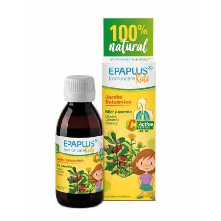 Epaplus Immuncare Kids Jarabe Balsámico Miel y Acerola 150ml