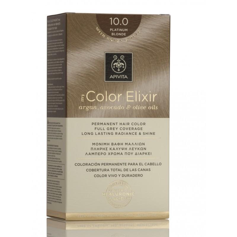 Apivita My Color Elixir 10.0 Rubio Platino
