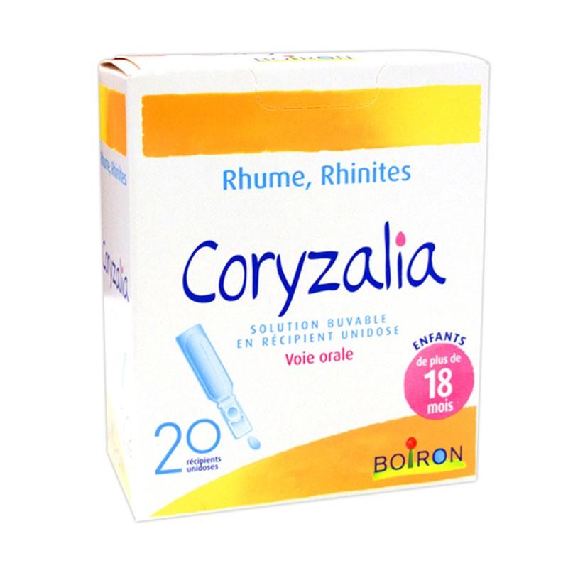 Boiron Coryzalia Solución Bebible Niños 20 monodosis