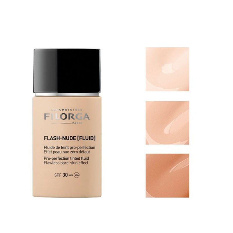 Filorga Flash Nude Fluido 02 Nude Gold
