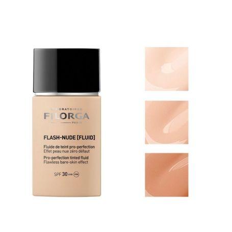Filorga Flash Nude Fluid 00 Nude Ivory SPF30 30ml