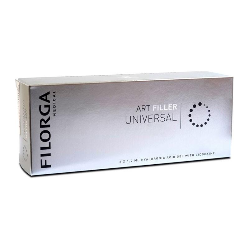 Filorga Art Filler Fine Lines Ácido Hialurónico con Lidocaína 2ud x1ml