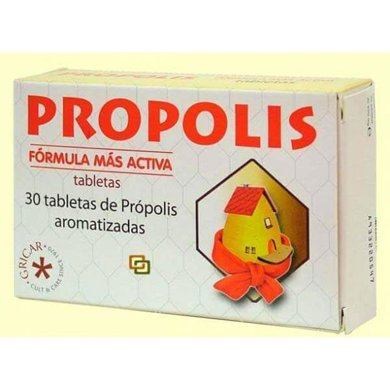 Gricar Própolis 30 tabletas