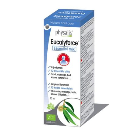 Physalis Eucalyforce Jarabe 150ml