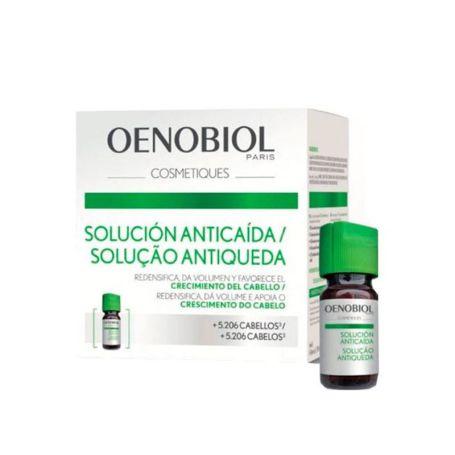 Oenobiol Solución Anticaída Crecimiento del Cabello
