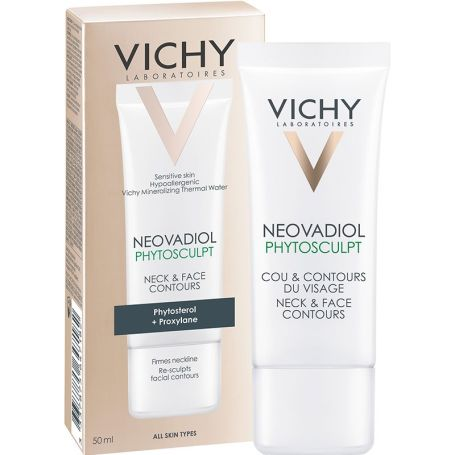 Vichy Neovadiol Phytosculp Cuello y Contorno del Rostro 50ml