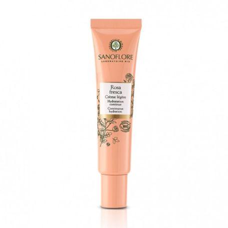 Sanoflore Rosa Fresca Crema Ligera Hidratante 40ml