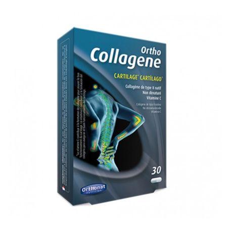 Orthonat Collagene Cartílago 30 cápsulas