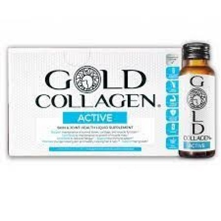 Gold Collagen Active 10 frascos de 50ml