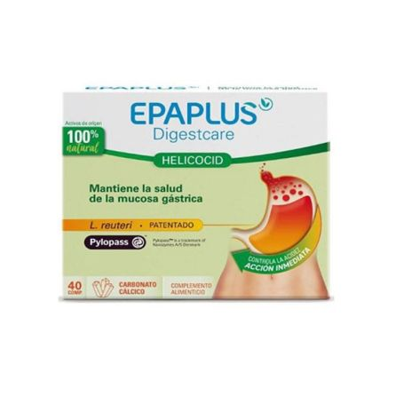 EpaPlus Digestcare 40 comprimidos