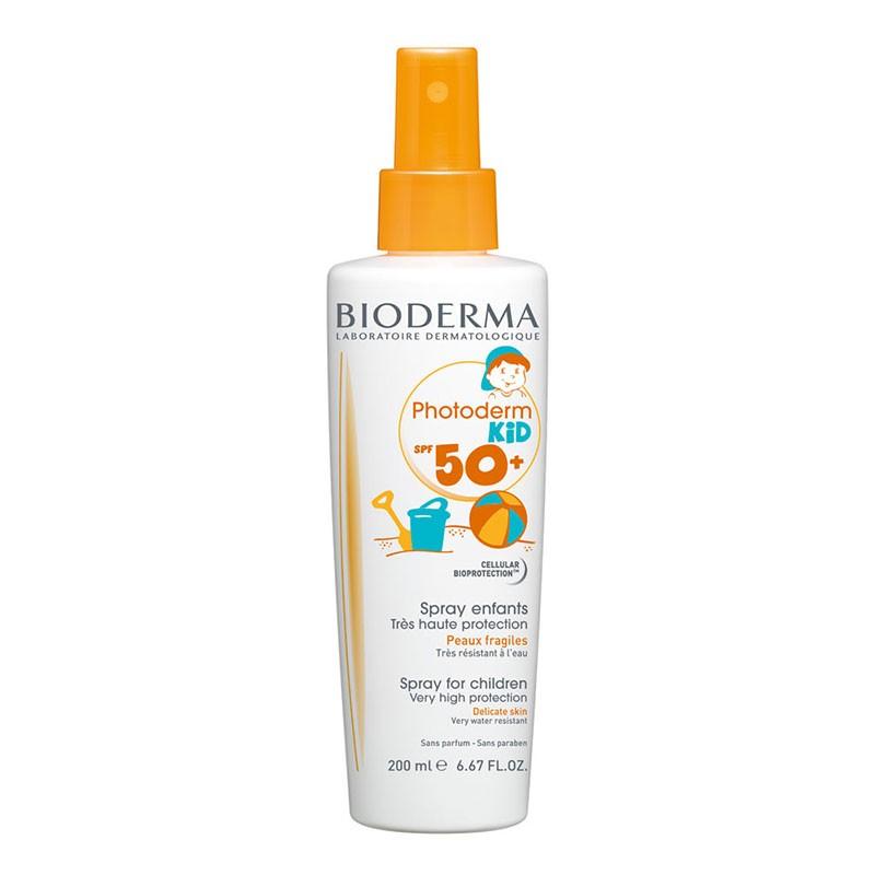 Bioderma Photoderm Kid SPF50 Spray 200ml